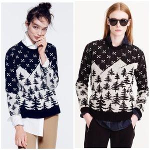 J Crew Wool Cabin Sweater 3714